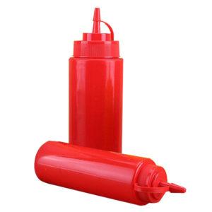 ketchup bottles dispensers mustard diner cafe restaurant kitchen