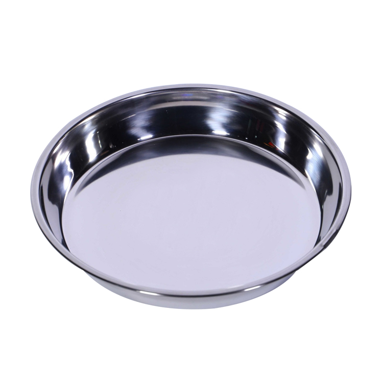 Round Stainless Steel Tray 12 Hotel, Round Stainless Steel Tray